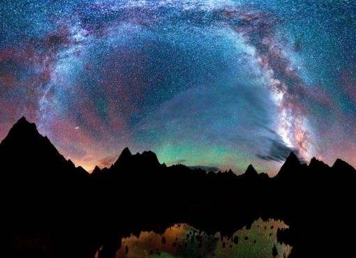 starligth sky