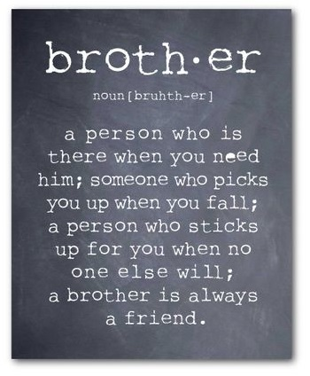 brother_is always a friend